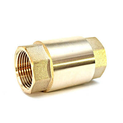 150 Roll Groove Spring Check Valve