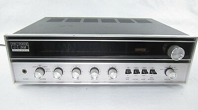 The Fisher 201 Futura Series Am-Fm Stereo Receiver