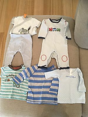 Size 0000 And 000 Boys Clothes