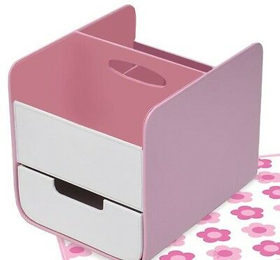 B Box Diaper Caddy - Pretty In Pink