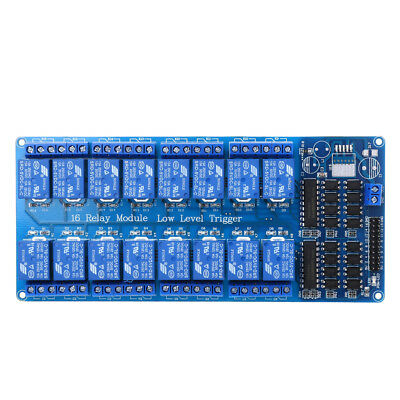 16 Channel 5V UNO 2560 1280 ARM PIC AVR STM32 Shield Relay Module For Arduino