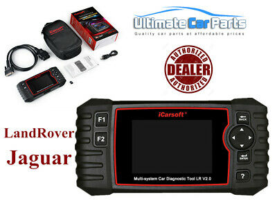 Icarsoft LR PRO V2.0  Landrover Jaguar Diagnostic Tool ECU Airbag SRS Service UK