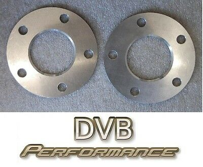 Mercedes SLK R170 5mm Alloy Hubcentric Wheel Spacers 5x112 66.6CB 1 PAIR