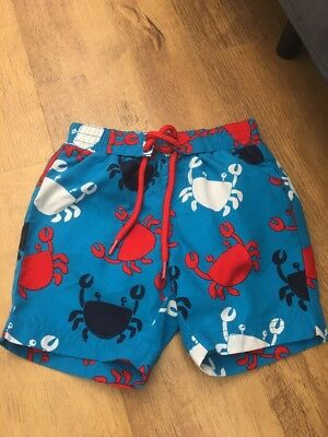 Baby Boys Mothercare Shorts / Trunks 3-6 Months