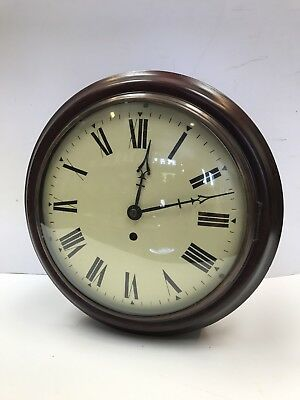 Fusee Railway / School Dial Clock. Open To Offers.