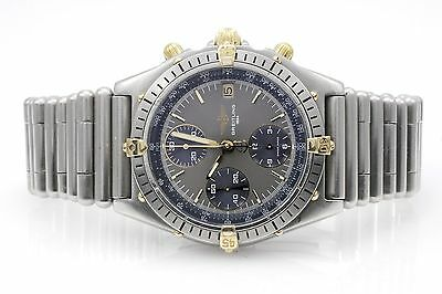 Vintage Breitling Chronomat 81950 Watch Automatic B13047