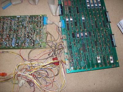 sega turbo board set with some of the harness!