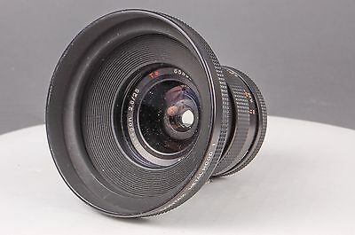 Carl Zeiss Distagon T* 25mm f/2.8 Lens for Contax/Yashica CY Mount