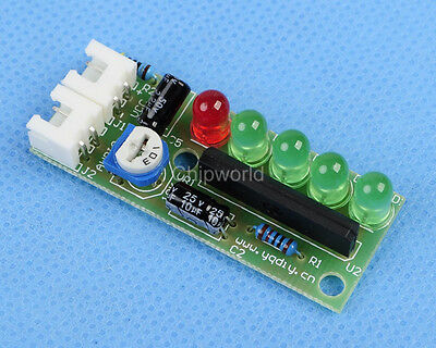 KA2284 Audio Level Meter Level Indicating Suit LED Indicator DIY Kit for Arduino