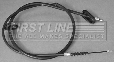Brake Cable (Rear LH/RH) FKB3298 First Line New