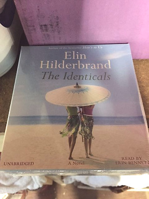THE IDENTICALS BY ELIN HILDERBRAND....AN UNABRIDGED AUDIOBOOK ON CD's