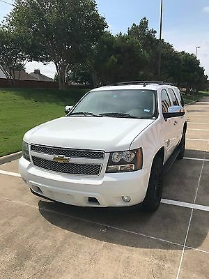 2011 Chevrolet Tahoe LT 2011 Chevrolet Tahoe (Texas Edition)