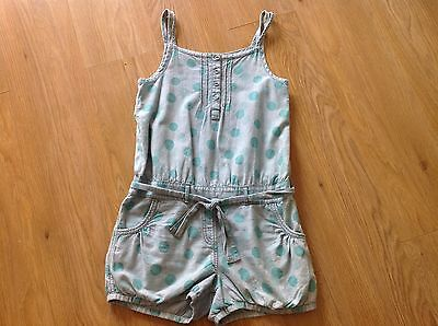 M&s Marks & Spencer Girls Playsuit - Age 12 Years