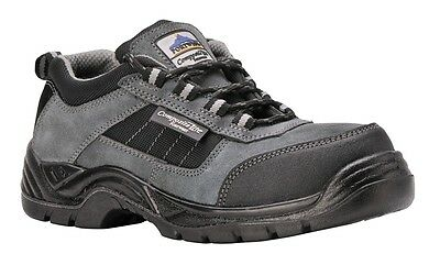 336 Blk Trekker Safety Shoe Uk8 FC64BKR42 Portwest Genuine Top Quality Product