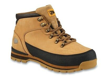 Hiker Boots - Honey - UK 12 JCB 3CXH/12 New
