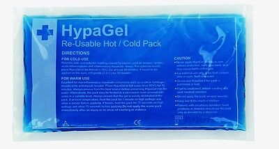 Hypogeal Standard Hot/Cold Pack Safety First Aid Q2291 New