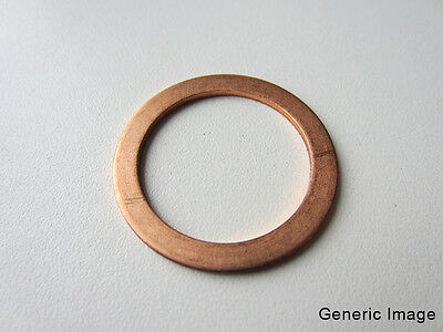 Oil Sump Plug Washer 12x24x2mm 50pk 31725 Connect New