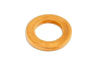 Copper Washer 10 X 1mm 100pk 31826 Connect New