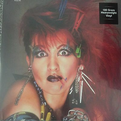 Cyndi Lauper 'live At The Summit, Houston October 10Th 1984 - Brand New Lp