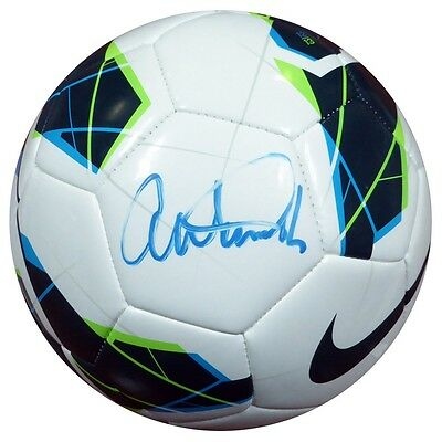 Abby Wambach Authentic Autographed Signed Nike Soccer Ball PSA/DNA Certified