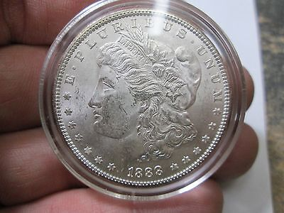 1888 Morgan Silver Dollar BU UNCirculated Condition