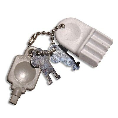 ADA Compliant Version -- GPC 504SET Georgia Pacific Dispenser Keys Set