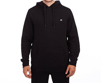 Russell Athletic Men's Core Hoodie - Black