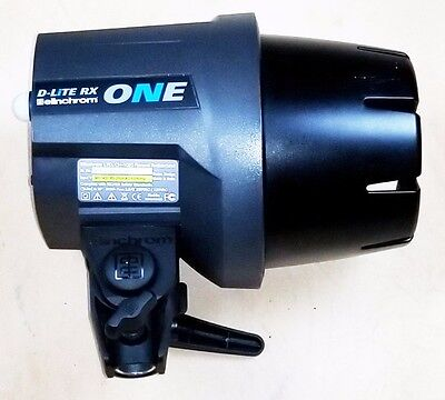 Lightly Used Elinchrom D-Lite RX ONE Compact monolight with XTRAS