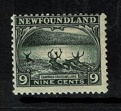 Newfoundland SG# 156, Mint Hinged, small Hinge Remnant - Lot 071817