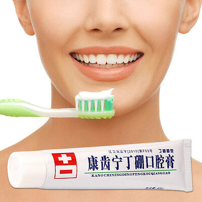 36g Pain Removes Breath Bad Cavity Teeth Inflammatory Analgesic Oral Toothpaste