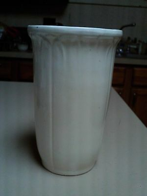 Vintage  R.r.p. Co Roseville Ohio  Vase  No. 407  Robinson Ransbottom Pottery