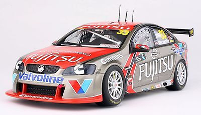300147 2013 Scott Mclaughlin Holden Ve Commodore 1:18 Scale Die Cast Model Car