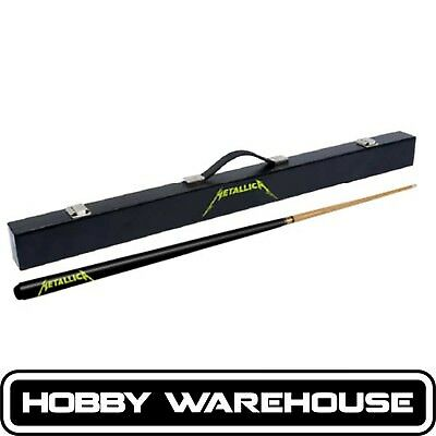 Metallica Pool Cue in Carry Case