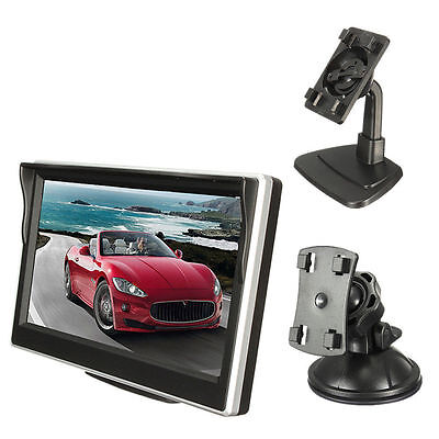 800*480 TFT LCD HD Screen Monitor For Car Rear Rearview Backup Camera Refined