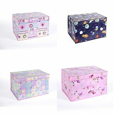 Mucky Fingers Childrens Patterned Foldable Room Tidy
