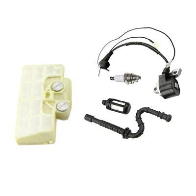 Ignition Coil Air Filter Fuel Line Filter For STIHL 029 039 MS290 Chainsaw
