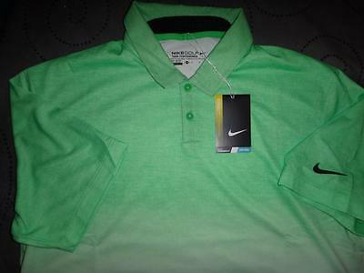 c9c69a1068af Nike Golf Tour Performance Afterburner Dri-Fit Polo Shirt M Men Nwt  80.00
