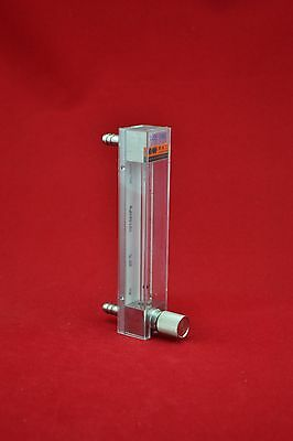 LZB -3WB, glass rotameter flow meter with control valve for water/air/gas/liquid
