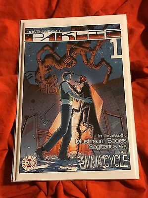 PAKLIS #1~IMAGE BLIND BOX 25th ANNIVERSARY VARIANT~DUSTIN WEAVER~NM