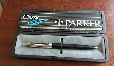 vintage Parker ballpen in original case