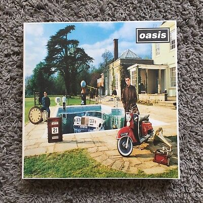 Oasis Be Here Now - Rare UK Fan Club CD Album Box Set