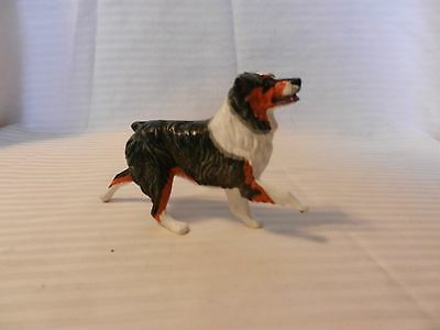 Breyer Companions Australian Shepherd Dog #1515 Brown, White, Black