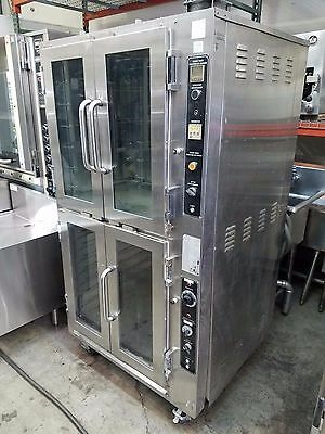 Restaurant equipment proof and bake new view oven