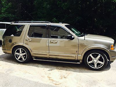 2002 Ford Explorer Limited 2002 Ford Explorer Limited w/ a Roush Package, Modified, Very Clean and Sharp.