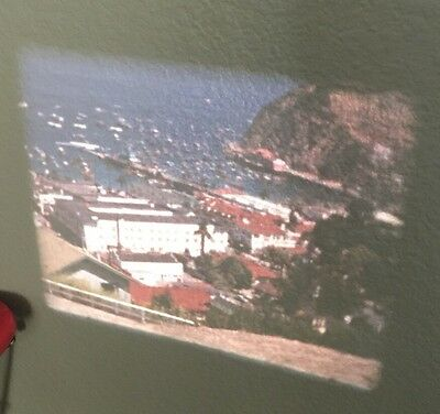 Lot of 3 Home 8mm Movie 1958 - 1959 Catalina Island