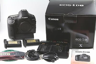 Canon EOS 1D X 18.1MP Digital SLR Camera 1Dx (Body Only) 78,247 Shutter Count