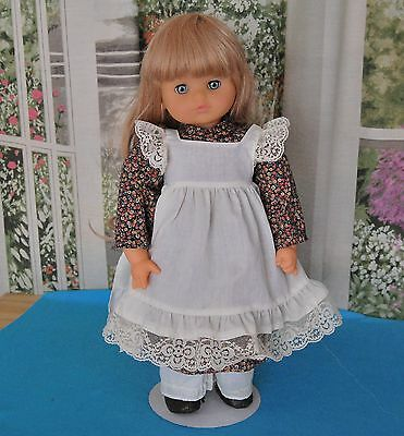 "19"" Vintage  Hans Gotz Doll, Made in West Germany, Original Clothes & Shoes"
