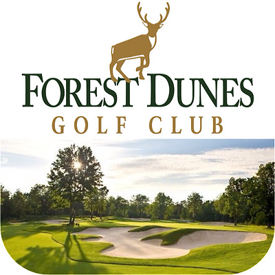 Forest Dunes Golf Gift Card Roscommon Michigan  $550 Value  Never Expires