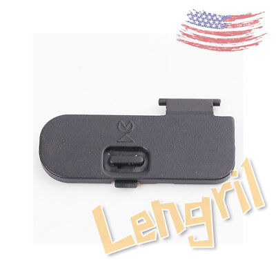 US Local Battery Door Cover Lid Cap Replacement Part For Nikon D5200 Camera