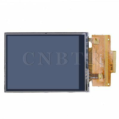 "ILI9341 2.4"" SPI TFT LCD Display Module Touch Panel Black White"